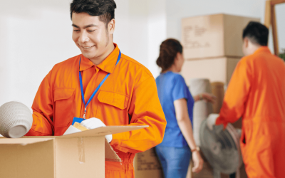 How To Pack For A Move And Prepare For Movers