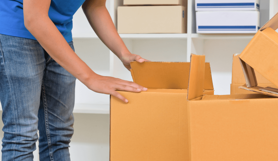 Smooth Unpacking Starts with Organized Packing